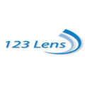 123Lens logo