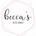 Becca's Studio logo