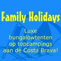 Family Holidays logo