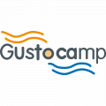 Gustocamp logo