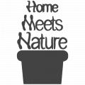 Home Meets Nature logo